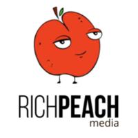 Логотип компании «RichPeach Media Limited»