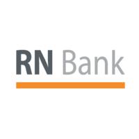 Логотип компании «РН Банк»