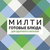 Логотип компании «Милти»