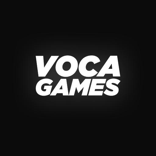 Логотип компании «VocaGames»
