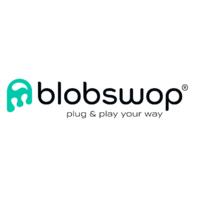 Логотип компании «Blobswop»
