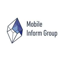 Логотип компании «Mobile Inform Group»