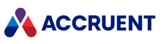 Логотип компании «BlueCielo RUS, an Accruent company»