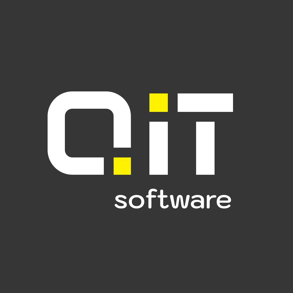 Логотип компании «QIT Software»