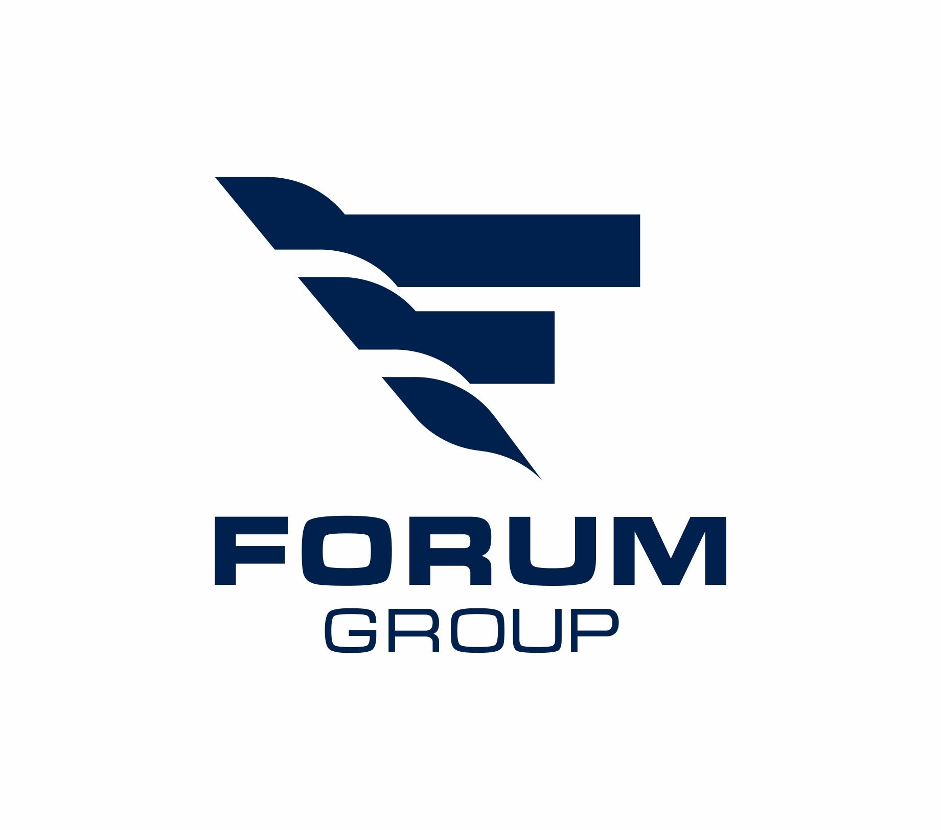 Логотип компании «Форум-групп»