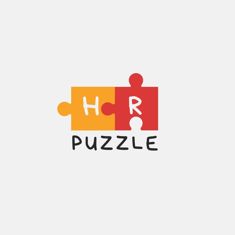 Логотип компании «HR Puzzle»