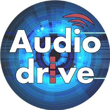 Логотип компании «Audio-drive»
