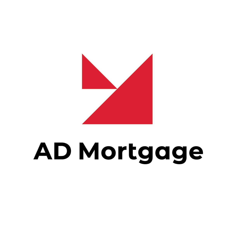 Логотип компании «AD Mortgage»