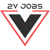 Логотип компании «2V Jobs»