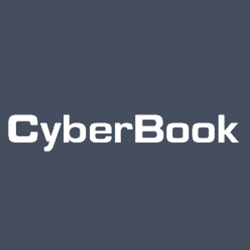Логотип компании «CyberBook»