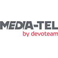 Логотип компании «Медиа-тел»