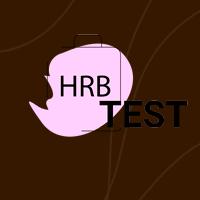 Логотип компании «HRB Test»