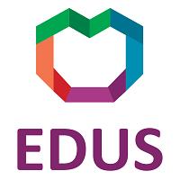 Логотип компании «EDUS»