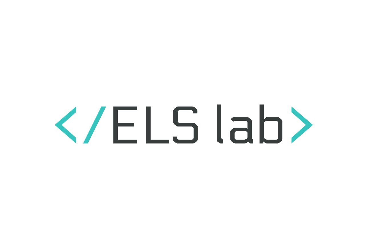 Логотип компании «ЕЮС Лаб»