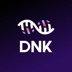 Логотип компании «ДНК Бизнеса»