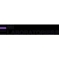 Логотип компании «MiLaboratories»