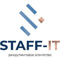 Логотип компании «СТАФФ»