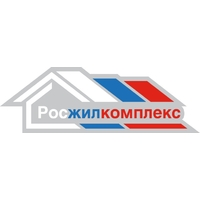 Логотип компании «Росжилкомплекс»