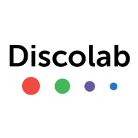 Логотип компании «Discolab»
