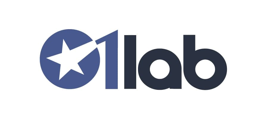 Логотип компании «Zero1Lab»