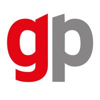 Логотип компании «Global Ports»