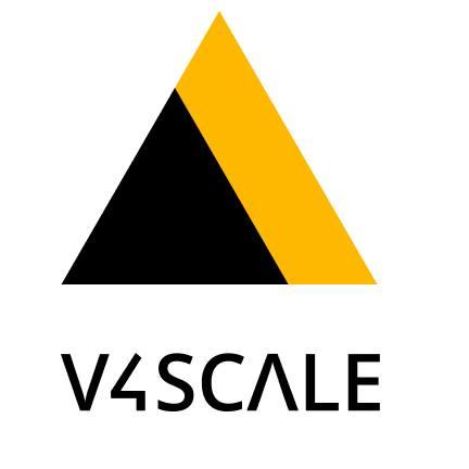 Логотип компании «V4Scale»