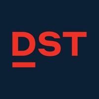 Логотип компании «DST Global»