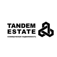 Логотип компании «Tandem-Estate»