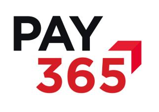 Логотип компании «Pay365»