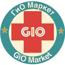Логотип компании «ГиО Маркет»
