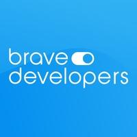 Логотип компании «Brave Developers»