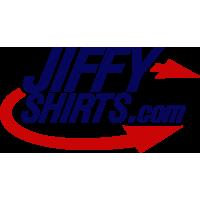 Логотип компании «Jiffy Shirts»