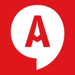 Логотип компании «Авторские медиа»
