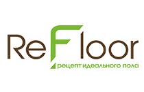Логотип компании «REFLOOR»