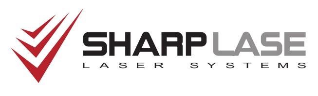 Логотип компании «SHARPLASE»