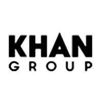 Логотип компании «Khan Group»