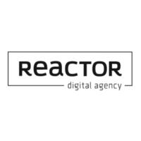 Логотип компании «web Reactor»