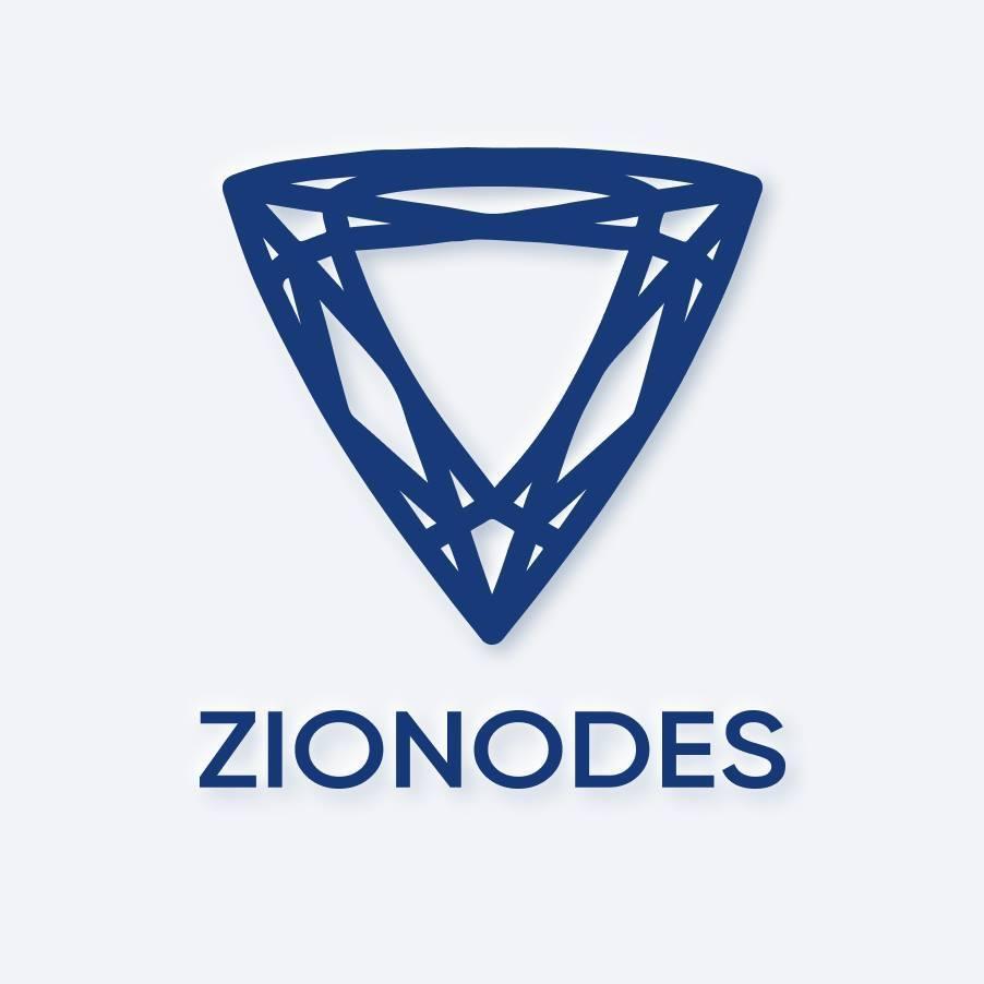Логотип компании «Zionodes»