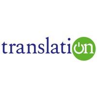 Логотип компании «TranslatiON»