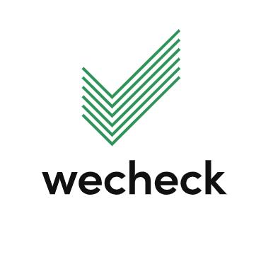 Логотип компании «Wecheck»