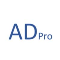 Логотип компании «AD Pro»