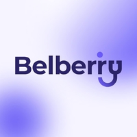 Логотип компании «Belberry»