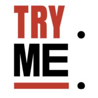 Логотип компании «TRY-ME»