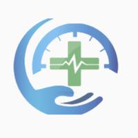 Логотип компании «Медтайм»