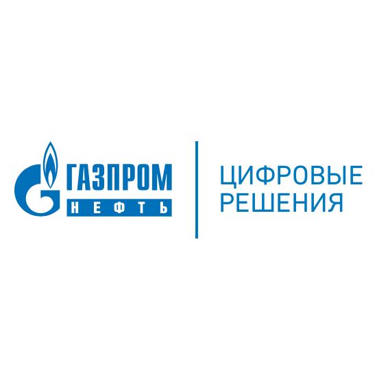 Логотип компании «Газпромнефть-Цифровые решения»