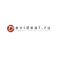 Логотип компании «DEVIdeal»