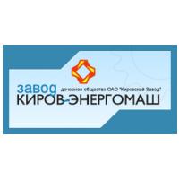Логотип компании «Завод Киров- Энергомаш»