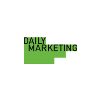Логотип компании «Daily Marketing (рекламный холдинг TVIN)»