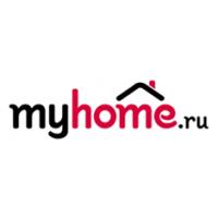 Логотип компании «MyHome.ru»