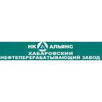Логотип компании «Хабаровский нефтеперерабатывающий завод»
